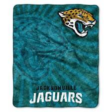 Jacksonville Jaguars NFL 50 X 60 Fleece Throw Blanket