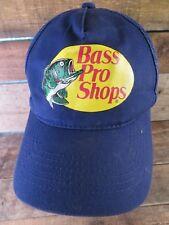 Bass Pro Shops Bleu Camionneur Réglable Adulte Chapeau