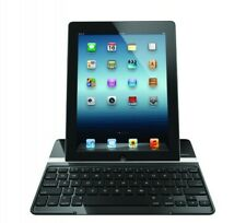 Logitech Ultrathin Keyboard Cover for iPad 2/3/4 Black (che diseño – QWERTZ) Blu