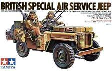 Jeep SAS británicos Tamiya 1/35 escala #35033
