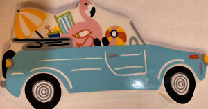 Coton Colors Happy Everything Mini Small Attachment Summer Vacation Car 2021