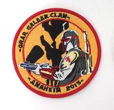 Star Wars Galaar Clan - Anaheim 2015 - Iron on Patch