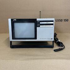 "JVC CX-610GB Portable COLOUR 6"" TV"