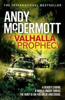 The Valhalla Prophecy (Wilde/Chase 9),Andy McDermott