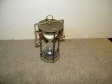 Vintage Nautical Solid Brass Sand timer Hourglass