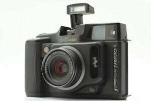 【 Near Mint 】 FUJIFILM GA645 Wi Pro 6x4.5 Wide Angle Film Camera from JAPAN #283