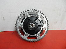 YAMAHA XJ6 DIVERSION  2011 rear sprocket + carrier (very good condition)