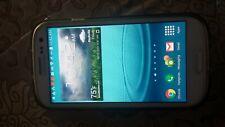 Samsung Galaxy S3 SPH-L710 16GB White Sprint Cell Phone Smart Phone