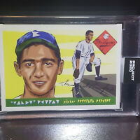 TOPPS PROJECT 2020 SANDY KOUFAX CARD #89 BY NATUREL IN HAND DODGERS