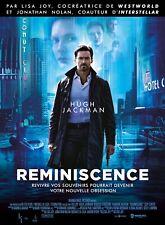 Réminiscence -  Affiche cinema 40X60 - 120x160 Movie Poster