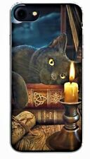 iPhone 6/6s/7/8 Silicone Case - Witching Hour - Lisa Parker