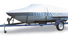 """Carver Flex-Fit Universal Boat Cover 14 - 16' x 86"""" Beam.V Designed for V Hull."""