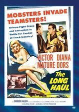THE LONG HAUL (1957 Victor Mature) Region Free DVD - Sealed