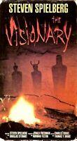 vhs Steven's Spielberg's THE VISIONARY 1990/1971 RARE episode THE PSYCHIATRIST