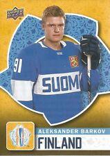 Aleksander Barkov #WCHA-23 - 2016 World Cup of Hockey - Base