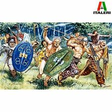 Italeri 6022 Gauls Warriors 1st Century BC 1/72 scale plastic model kit