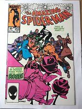 Amazing Spiderman # 253 1st Rose App.1984 (NM) Marvel, Spider-Man Uncertified