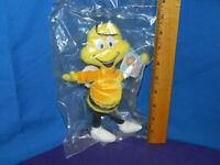 HUNEY NUT CHEERIOES BEE 1997/98 General Mills Breakfast Pals Plush Toy NIB