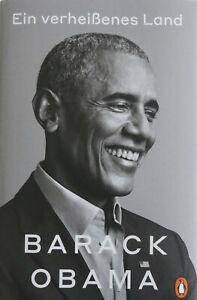Barack Obama: Ein verheißenes Land, wie neu