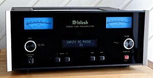 McIntosh C 2600 AC High-End Röhrvorverstärker MM/MC Digitaleingänge Aussteller