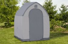 Lawn Mower Storage Shed Outdoor Garden Tools Portable Sheds Waterproof Patio