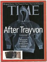 Time Magazine 2013 July 29 - After Trayvon - Effect of Zimmerman Trial Verdict