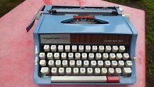 machine à écrire Nogamatic 600 Brother  vintage typewriter decor loft