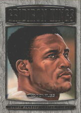 Serial Numbered Donruss Barry Sanders Single Football Cards