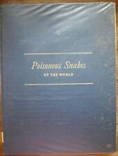 Poisonous Snakes of the World: Manual for Use by United States Amphibious.Forces