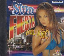 Grupo Guanaco Solido Combo 10 La Maquina La Super Fiesta Del Ano CD New Sealed