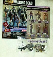 McFarlane The Walking Dead Building Set Figure Daryl Dixon SERIES 3! HOT! SALE!