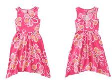 Gymboree Sugar Reef Poppy Floral Sparkle Dress Pink Nwt Flowers Girls Size 8