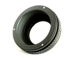 M52 to M42 Mount Focusing Helicoid Ring Adapter 17-31mm Macro Extension Tube
