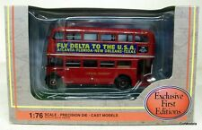 EFE 1/76 - 34107 AEC RT3 BUS LONDON TRANSPORT ROUTE 146 DIE-CAST MODEL BUS