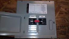 GE 60A/60A GENERATOR TRANSFER SWITCH breaker box combination 8 circuit
