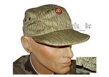 Esercito DDR NVA UNIFORM-BERRETTO Tarn-Estate East german army cap base Cape