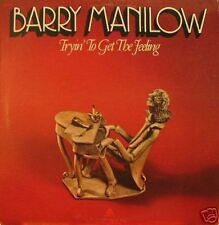 """BARRY MANILOW """"TRYIN' TO GET THE FEELING"""" LP '75 EX!"""