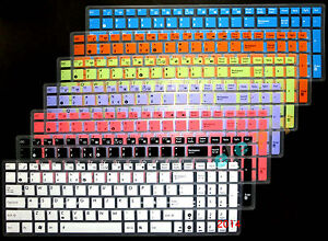 Keyboard Cover Skin for Asus GL702VM UX510UW N752VX GL702VS P2540UA P2530UA