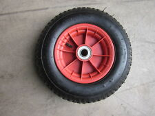 "16"" Barrow wheel Tyre 4.80 / 4.00 x 8 Plastic rim 210KG NEW 25mm bore AU"