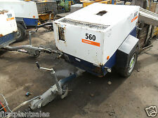 2005 COMPAIR C20 1 Tool Compressor with a 3 cylinder Kubota engine