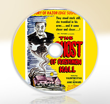 The Ghost Of Rashmon Hall (1947) DVD Classic Horror Movie / Film Valentine Dyall