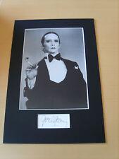 Joel Grey Genuine Autograph - UACC / AFTAL.