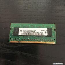 Acer travelmate 2414lmi piezas sueltas: memoria 512mb hys64t64020hdl-3.7-a