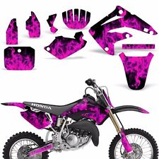 Decal Graphic Kit Honda MX CR85R Bike Sticker Wrap with Backgrounds 03-07 ICE P