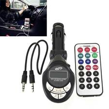 Bluetooth LCD Car Kit MP3 Player FM Transmitter Modulator With Remote Control