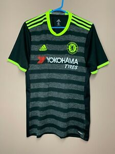 Chelsea 2016-2017 Adizero Away Player Issue Jersey Shirt Authentic size 6