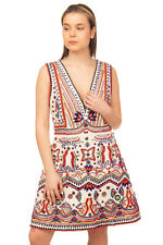 RRP €695 ALICE + OLIVIA BY STACEY BENDET A-Line Dress Size 8 Embroidered Beads