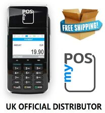 MyPOS Portable Taxi Credit Card Terminal with Printer for All Card Types