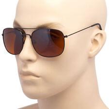 HD Driving PILOT Metal Sunglasses Golf Blue Blocker Lens High Definition NEW