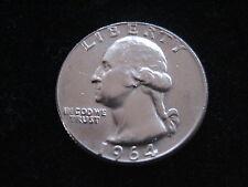 "MDS USA QUARTER DOLLAR 1964 D ""GEORGE WASHINGTON"", SILBER   #32"